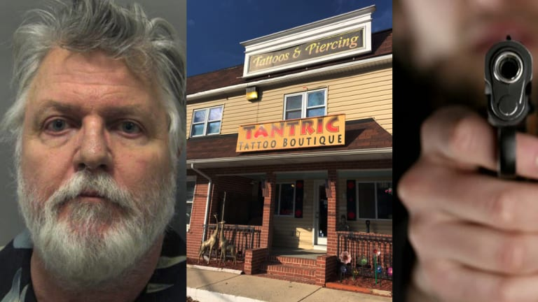 Hitman Goes to Tattoo Shop with $40K in Cash, Tells Owner Her Ex-Husband Hired Him to Kill Her
