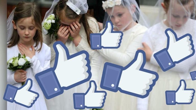 Father used Facebook to Auction Daughter To Highest Bidder