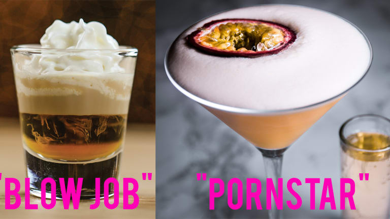 18 Cocktails That Sound Extremely Sexual But Taste Delicious