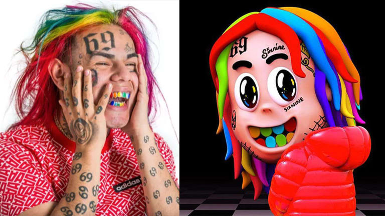 Everything You Need to Know About 6ix9ine's Album Dummy Boy