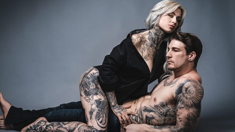 Ryan Ashley and Arlo DiCristina Take INKED to the Next Level