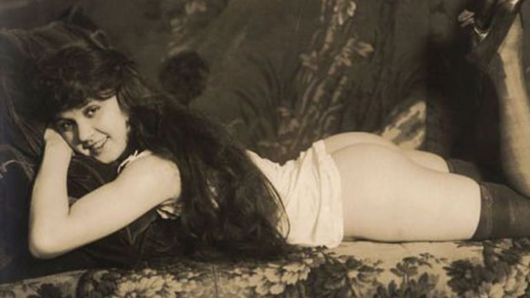 Unseen Photos Show A Sensitive Side To Early Prostitution in America