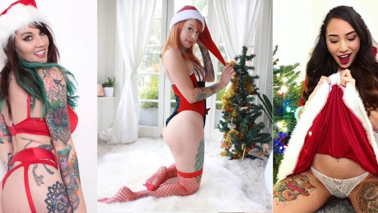 25 Naughty Christmas Cosplayers