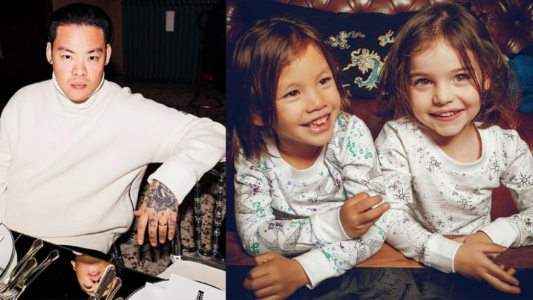 Celebrity Tattoo Artist Dr. Woo Created a Clothing Line For Kids