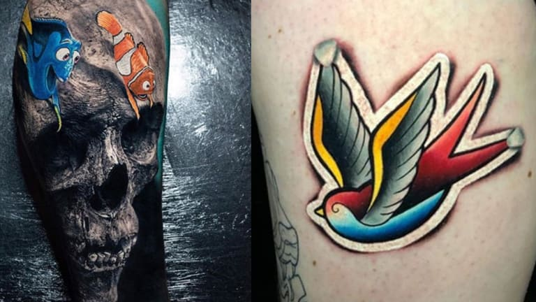 These Will Be the Top Tattoo Trends of 2019