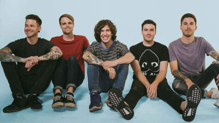 EXCLUSIVE: Real Friends' Dan Lambton Talks to INKED about How a Group of Real Friends Became Real Friends