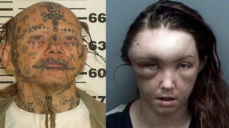 20 NEW Crazy Mug Shots!
