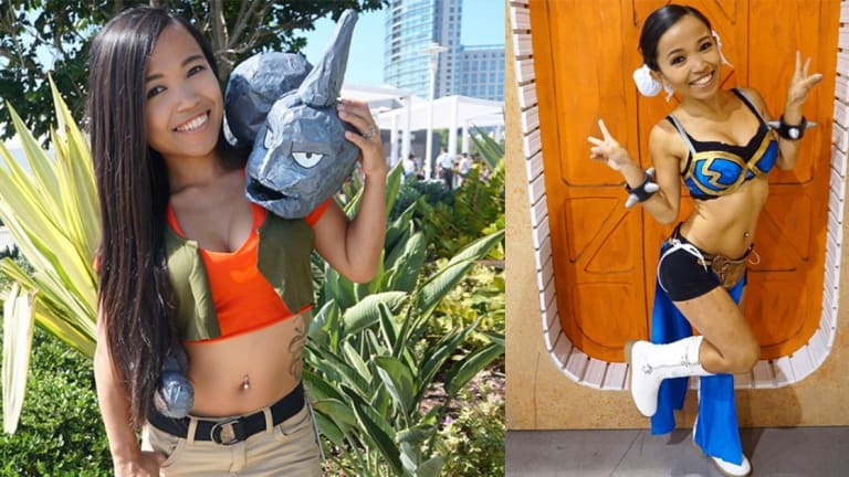 This 4 ft 5 Arizona Cosplayer Proves Good Things Come in Small Packages