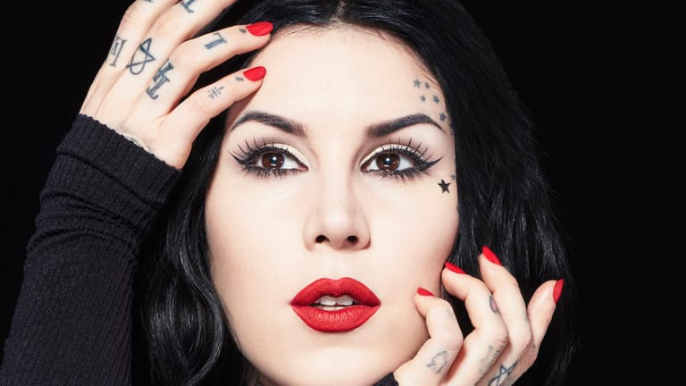Kat Von D's Heartbreaking Physical Challenge Before Giving Birth to Her Son