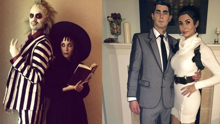 Halloween Ideas For Couples.Couples Halloween Costumes Inked Magazine Tattoo Ideas