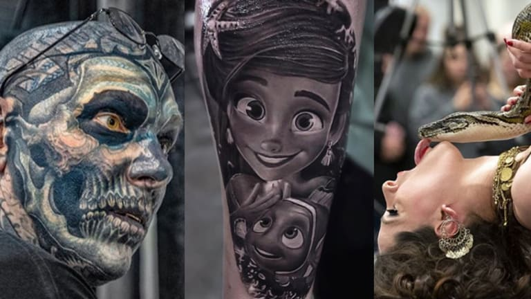 Everything You Missed From the 2019 Philadelphia Tattoo Convention