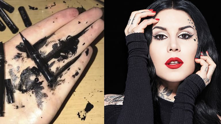 Kat Von D Accused of Scamming Customers With Bestselling Tattoo Liner