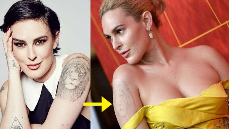 Rumer Willis To Remove Tattoos Because of Typecasting in Hollywood