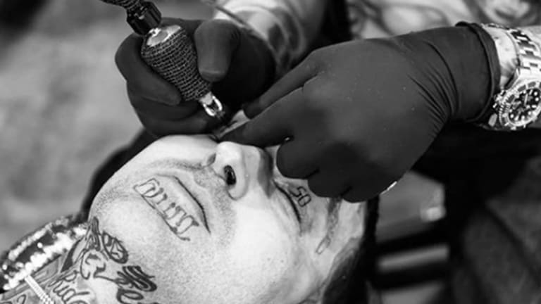 Los Angeles Tattoo Artist Discusses the Dangers of Eyelid Tattoos