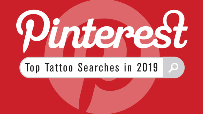 Pinterest Announces 2019's Top Tattoo Searches For Men and Women