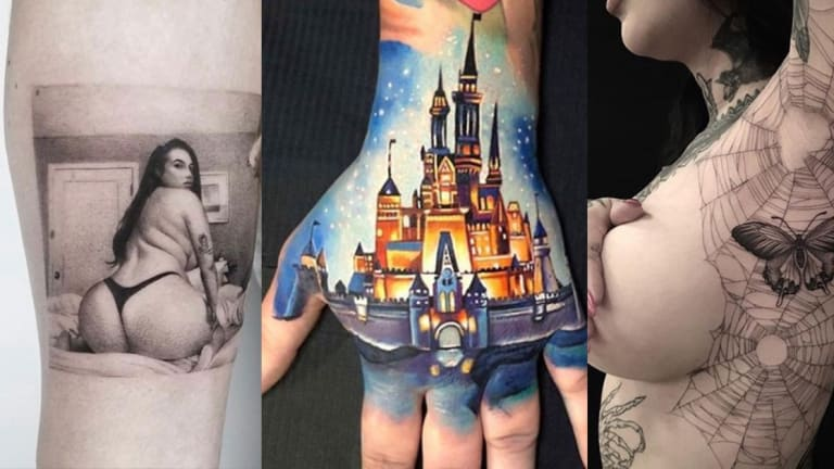 These are the Best Tattoos From February 2019