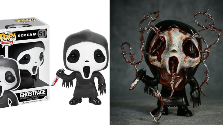 This Artist Transforms Funko Pops into Breathtaking Custom Figures