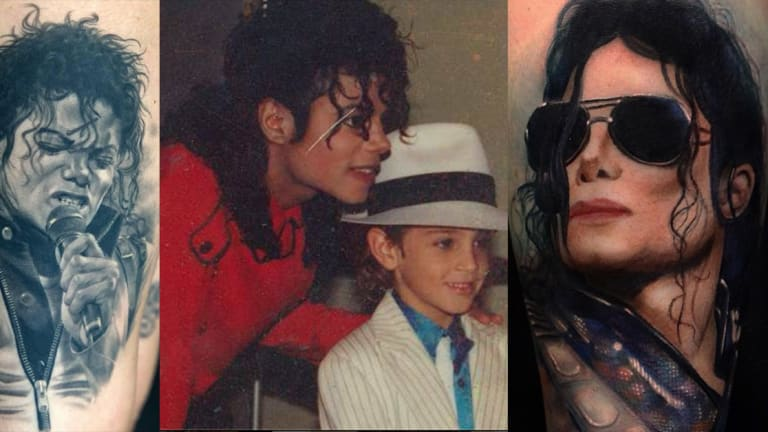 15 People Who Might Want to Remove Their Michael Jackson Tattoos
