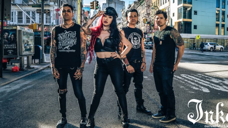 New Years Day Talks Unbreakable Album