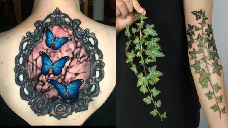 Celebrate the Spring Equinox with 20 Flora and Fauna Tattoos