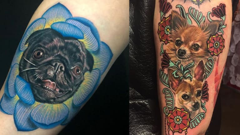 Celebrate National Puppy Day with 13 Pawsome Tattoos