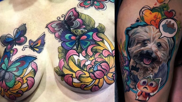 20+ Stunning Tattoos Inked at the 2019 Chicago Tattoo Arts Convention