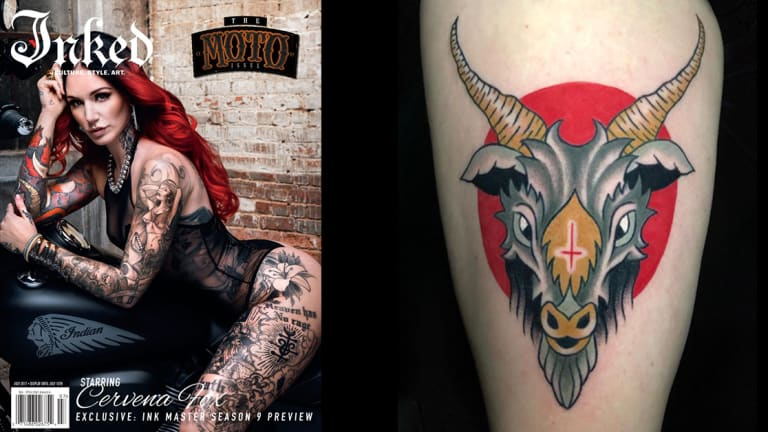 These Models Became World-Renowned Tattoo Artists