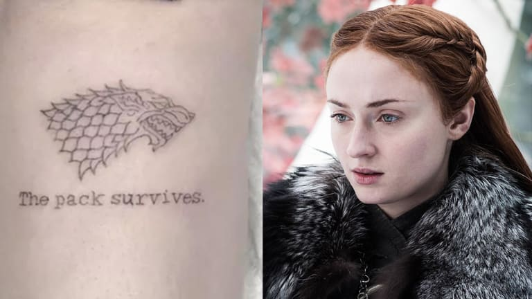 6 Game of Thrones Actors with Badass Ink