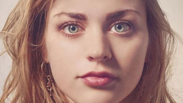 Frances Bean Cobain Shows Off Gorgeous Lettering Tattoo on Social Media