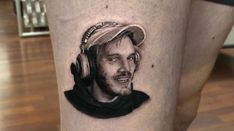 12 Tattoos of YouTube's Finest
