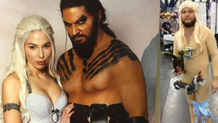 12 Game of Thrones Cosplay Fails and Wins