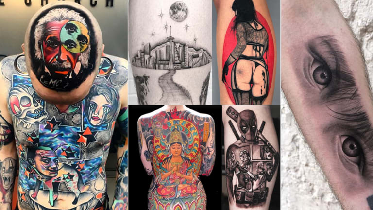 25 Reasons To Go To England For Your Next Tattoo Appointment