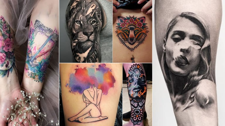 25 Reasons To Go To Sweden For Your Next Tattoo Appointment