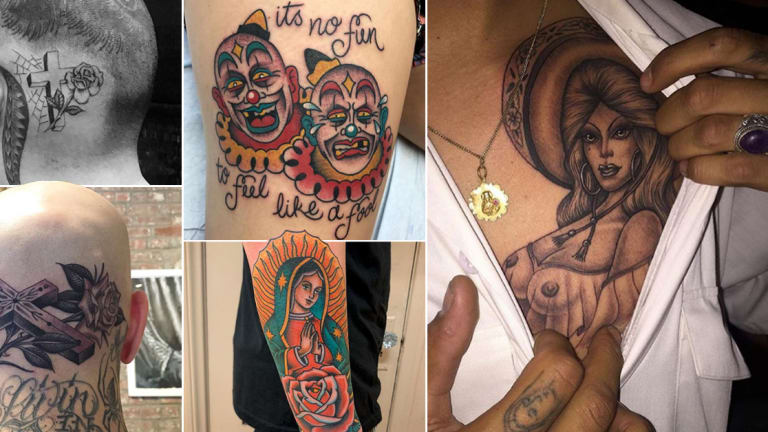 Celebrate Cinco de Mayo with These Tattoos Inspired by Mexican Culture