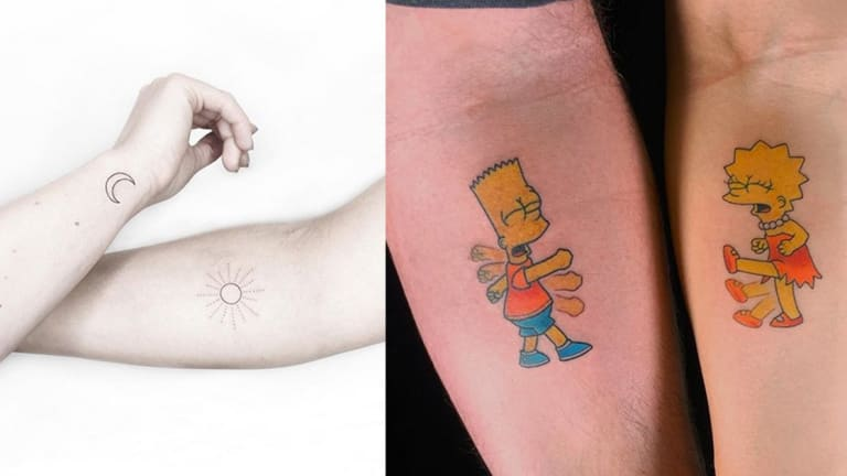 Celebrate International Day of Friendship with Matching Tattoos
