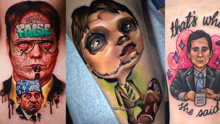 25 'The Office' Tattoos as Amazing as the Show