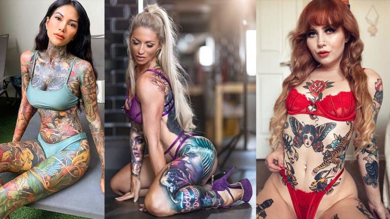 7 of the Most Popular Tattoo Styles Illustrated Through Beautiful Tattoo Models