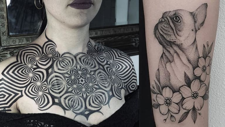 Would You Get a Dotwork Tattoo?