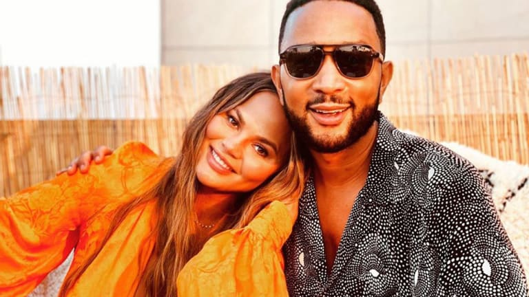 Chrissy Teigen and John Legend Get Tattoos For Their Late Son