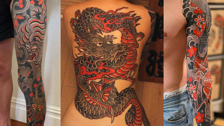 An Inked Guide to Symbolism Within Japanese Tattoos