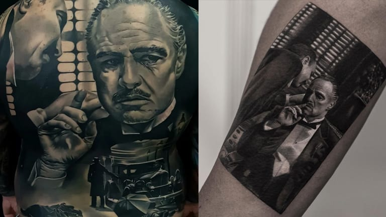 25 'The Godfather' Tattoos You Can't Refuse