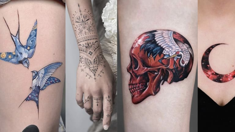 15 Tattoo Trends to Try in 2021