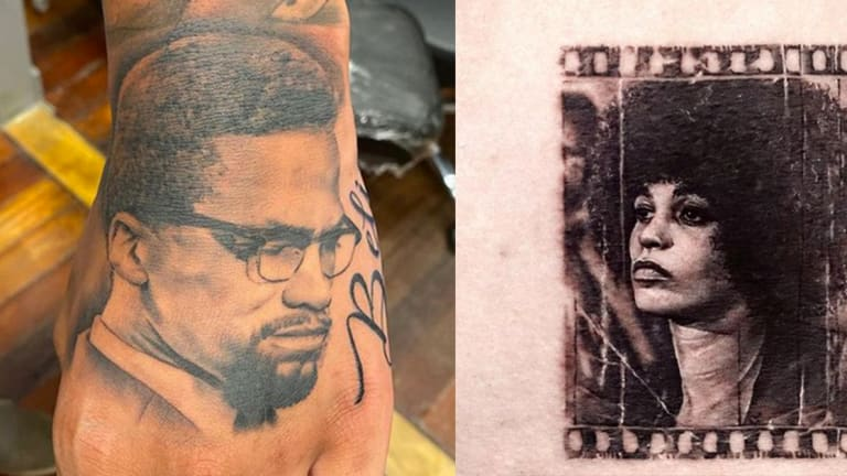 50 Tattoos of Black Excellence