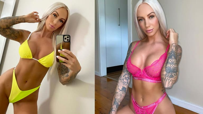 Inked Girl of the Week: Court Walding