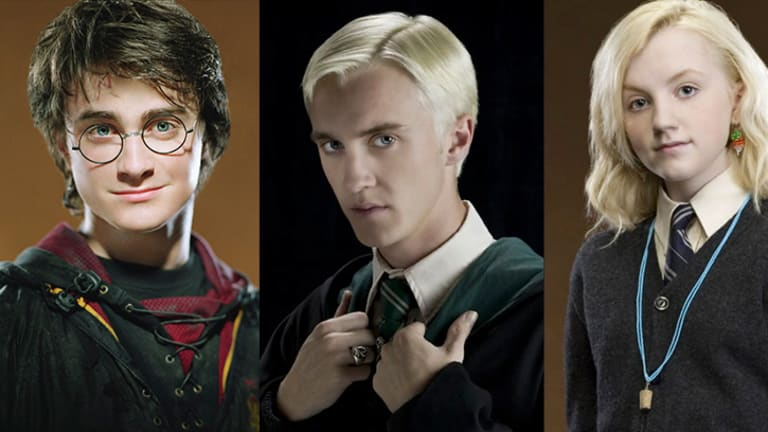 Which Hogwarts House Has the Best Tattoos?