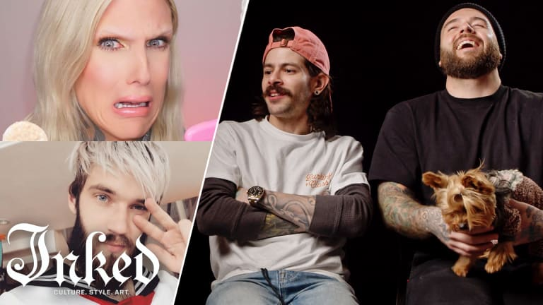 The Triumphant Return of Our Tattoo Artists React Series