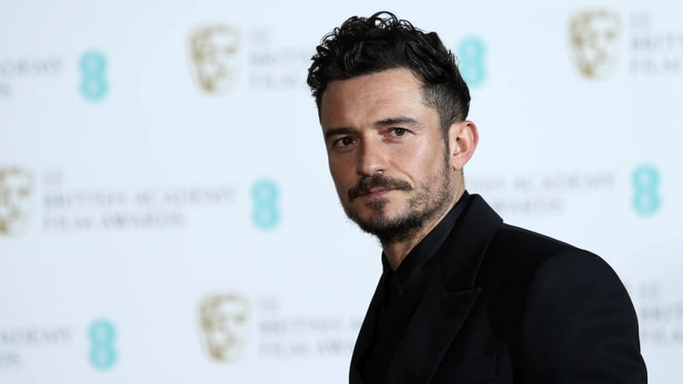 Whoops, Orlando Bloom Gets This Mistake In His New Ink