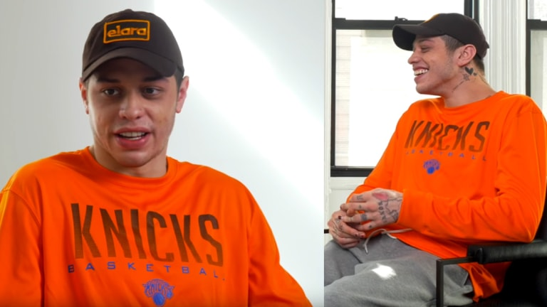 Pete Davidson Opens Up About Self Harm and His Tattoos