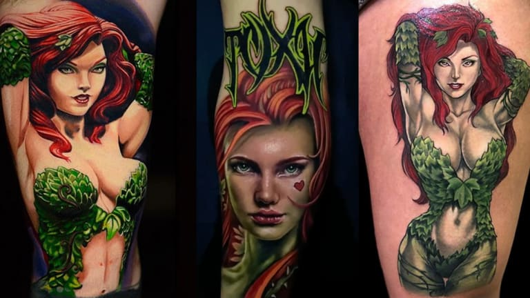 Is Poison Ivy the Sexiest Character in DC Comics?