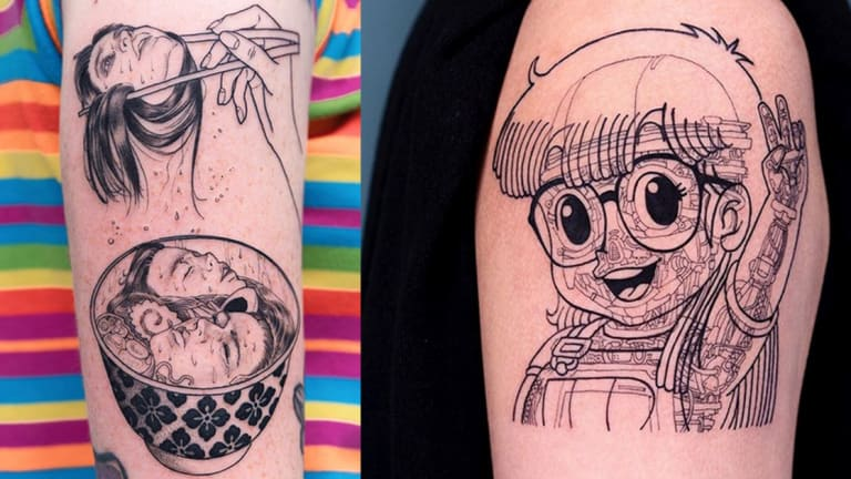 Inked Exclusive: Oozy Tattoo